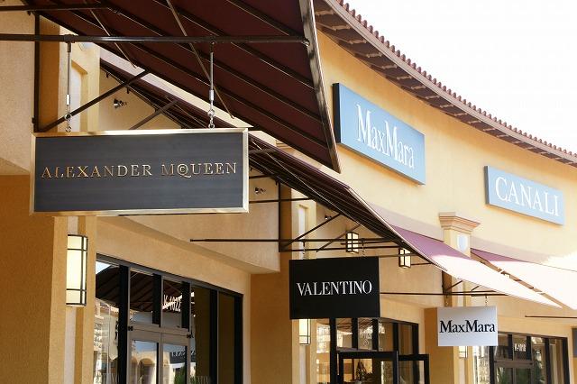 カリフォルニアのプレミアム・アウトレット、50店舗追加でリニューアル
