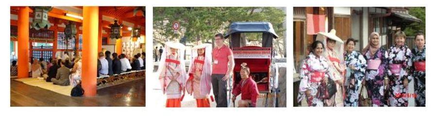 宮島で外国人350名を迎えるMICEイベント、厳島神社の参拝時間延長も
