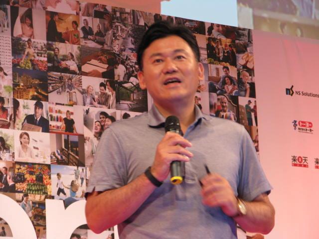 【年頭所感】 楽天・三木谷浩史氏 -企業文化に大きな変革がある年