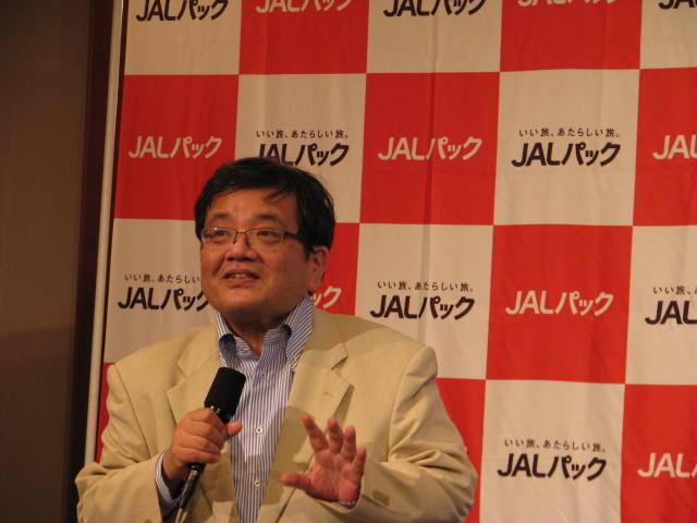 経済アナリスト・森永卓郎氏が語る海外旅行、行きたいのは「南半球の世界一周」