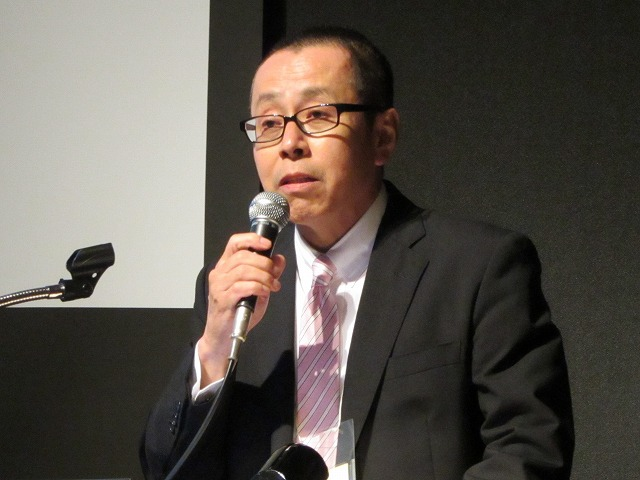 iJTB代表取締役社長の今井敏行氏