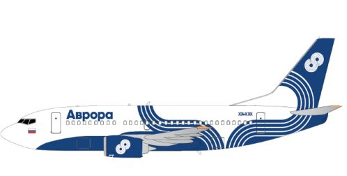 露・オーロラ航空、7月31日から成田/ウラジオストク線に定期便就航