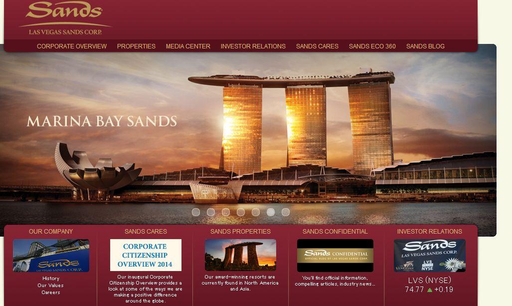 MICE&カジノの統合型リゾートIRで「大阪」に大型投資の可能性、米・ラスベガス・サンズが意思表明