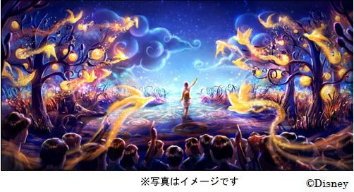 東京ディズニーシー、2016年春からプロジェクトマッピング導入の新ミュージカル「ハンガーステージ」