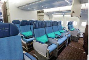 ハワイアン航空、羽田・関空線に新プレミアムエコノミー導入、A330型機に片道100米ドルで