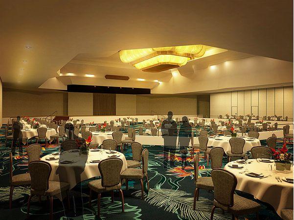 ハワイ島の大型コンベンション・センターが9月に大規模改修完了へ -ヒルトン・ワイコロア・ビレッジ