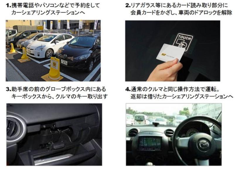 関空と伊丹空港でカーシェアリングサービス、両空港で乗り捨てサービスも -タイムズ24