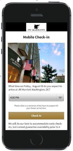 ユナイテッド航空、モバイルアプリで国際線のチェックイン可能に