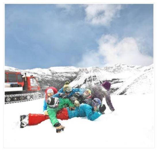 カナダ・アルバータ州、冬のカナディアン・ロッキー体験をSNSで発信する旅行モニターを募集
