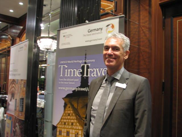 ドイツ観光局の新局長ケッテルハーケ氏、「新たなマーケットを取り込む」活動方針を語る