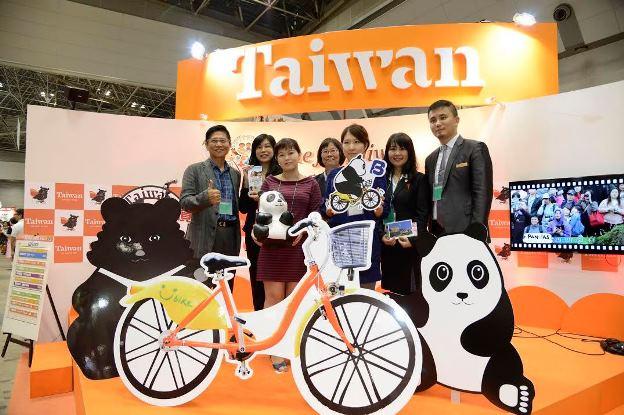 台湾・台北市が観光宣伝大使にパンダとツキノワグマを任命、バスや徒歩でめぐる街散策の魅力アピール
