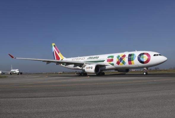 アリタリア航空、ミラノ万博にあわせて成田/ミラノ線をデイリー化、ヴェネチア線などは運休