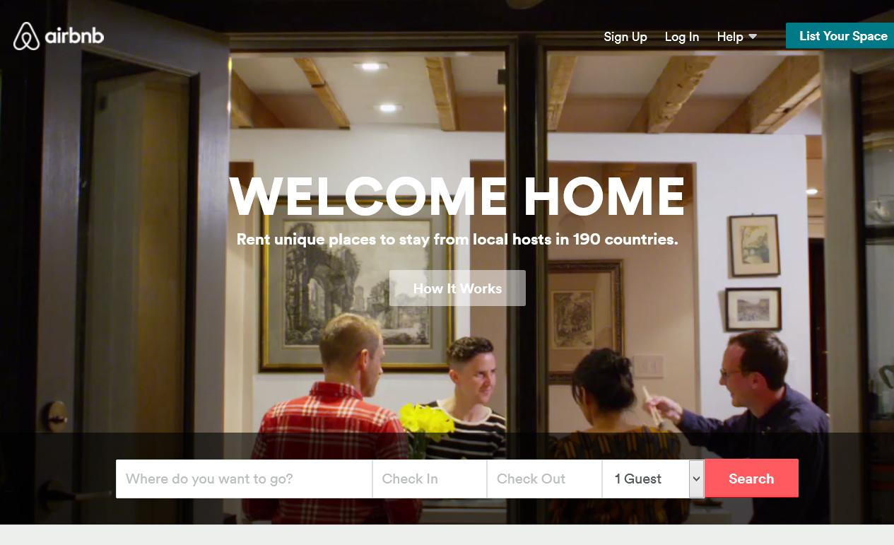 Airbnb(エアビーアンドビー)の新規事業、現地ツアーのマッチングサービスの可能性、英紙が報道