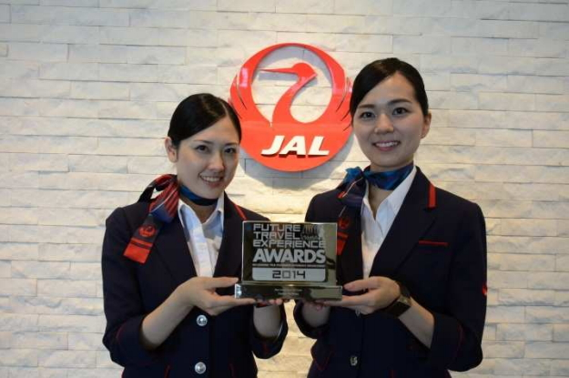 JAL、スマートウォッチとiBeacon活用で「最高イニシアチブ賞」を受賞、FTEグローバル2014