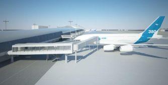 関空、第一ターミナル北ウイングでA380対応ゲートの供用開始