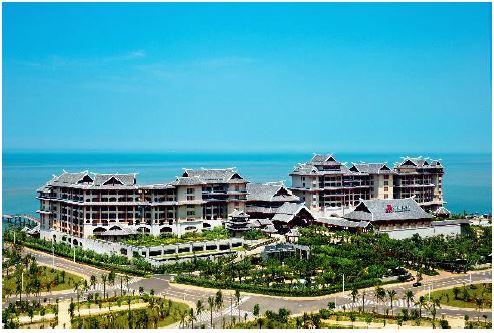 マリオット、中国・海南島に初のマリオット・ホテルを開業