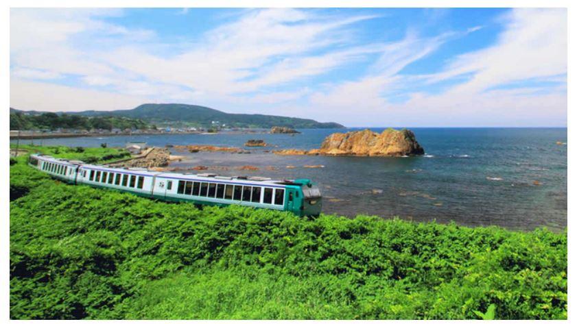旅行好きが選ぶローカル列車ランキング、 1位「五能線」・2位「大井川鉄道」に -楽天トラベル