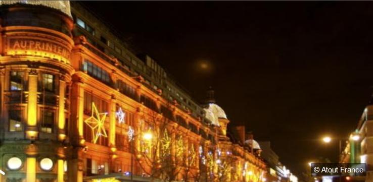 2014年ヨーロッパのクリスマス・イベント、パリ・ニース・ストラスブールのイベント一覧
