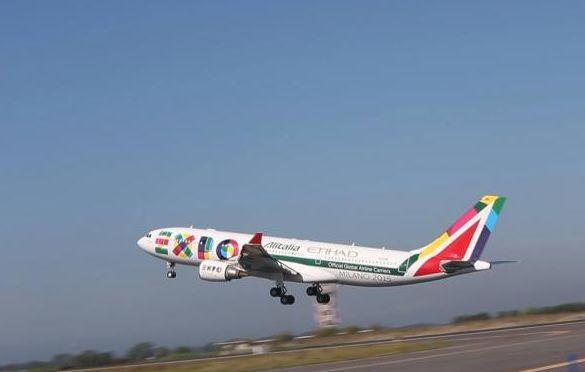 アリタリア-イタリア航空とエティハド航空の提携を欧州委員会が承認