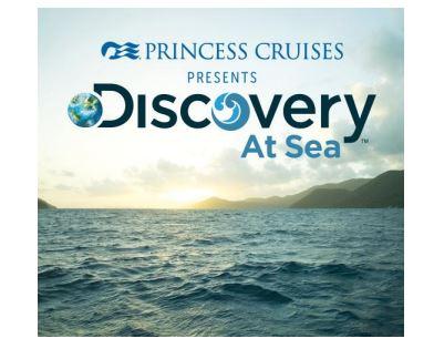 プリンセス・クルーズ、 ディスカバリー人気番組とコラボで船内アクティビティや寄港地ツアー制作へ