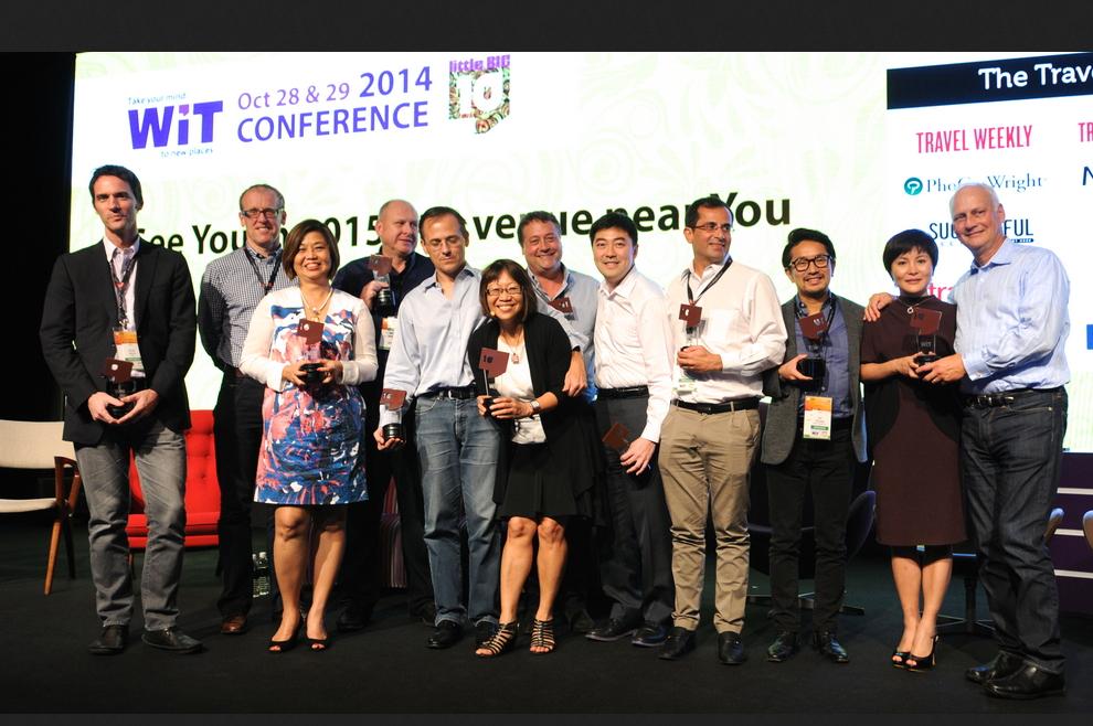 オンライン旅行業界にアジア太平洋地域で影響を与えた10人 -WIT2014