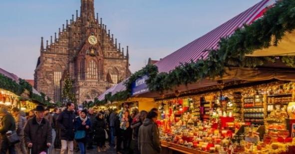 ドイツ人2000人が選んだクリスマス市トップ5、首位はニュルンベルク ―トラベルズー調査