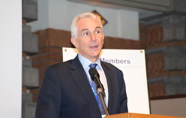 IATA のトニー・タイラー事務総長兼CEO