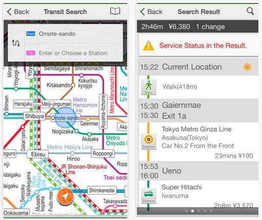 外国人旅行者向け路線検索アプリ、目的地検索ランキングで台湾・香港の首位は「大阪」 ―ナビタイム