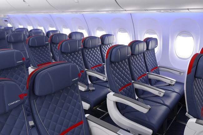 デルタ航空、機内プロダクトのブランド名を刷新、ビジネスエリートはデルタ・ワンに