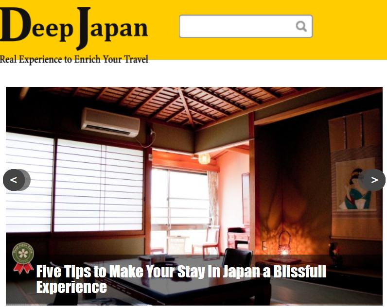 神奈川県が訪日外国人向けサイト「Deep Japan」と提携、イベントや留学生コミュニティとの相互連携も