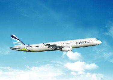 韓国LCCエアプサン、関西線を週4便増便、計週18便に拡大