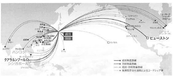 ANA路線計画2015まとめ、成田強化でデュアルハブをさらに推進、国際線5路線を開設・増便