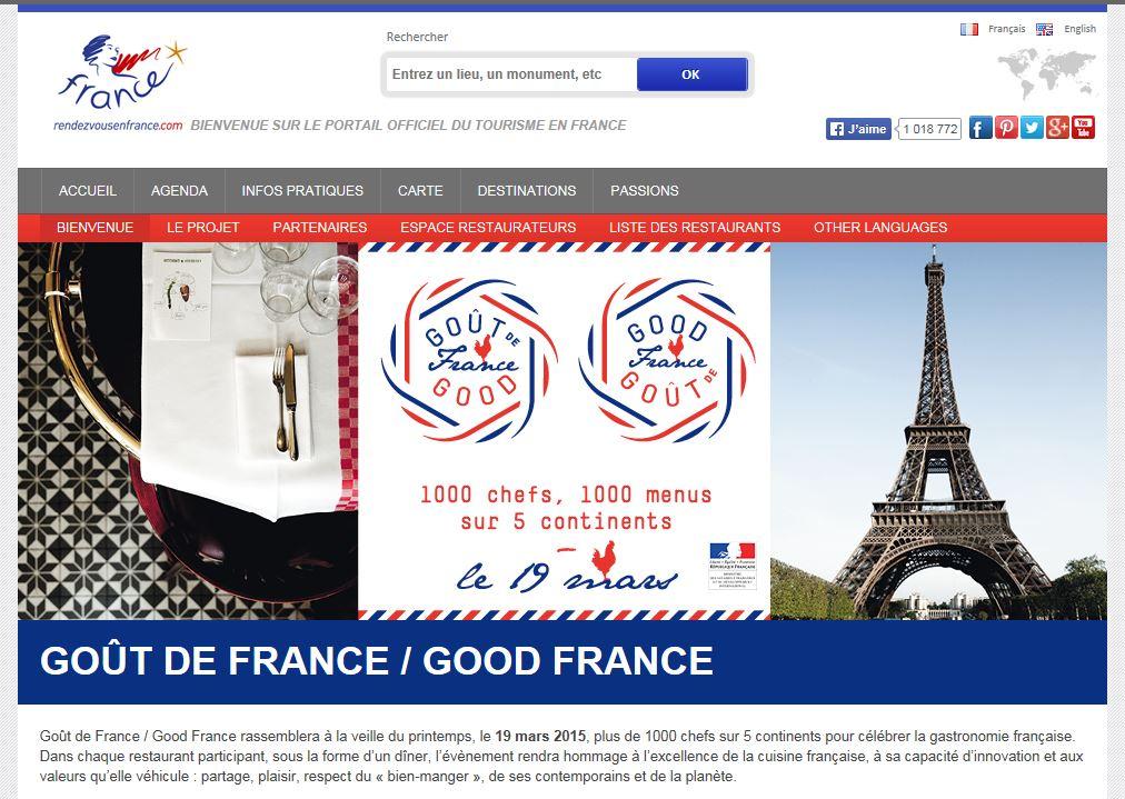 フランスの美食文化を祝うイベント、全世界1300軒のレストランが特別メニュー、日本からは61軒参加