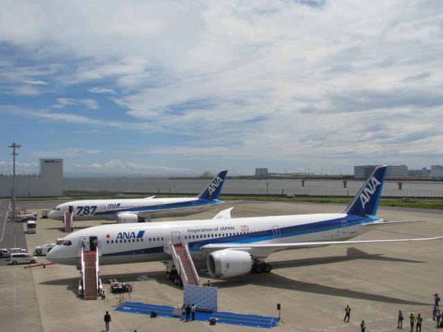 ANA、羽田/上海線を来年春節前に増便へ、首都圏発着が1日6便に