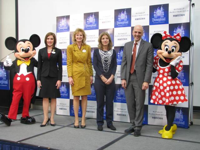米カリフォルニア・ディズニーが60周年記念イベントを発表、150万個のLEDパレードなど3つの目玉