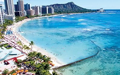 クラブツーリズム会員が選んだ行きたい観光地、ランキングのトップは国内が宮古・八重山、海外はハワイ・オアフ島