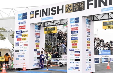 東京マラソン2015、外国人ランナーが全体の15%に、60カ国以上にライブ中継