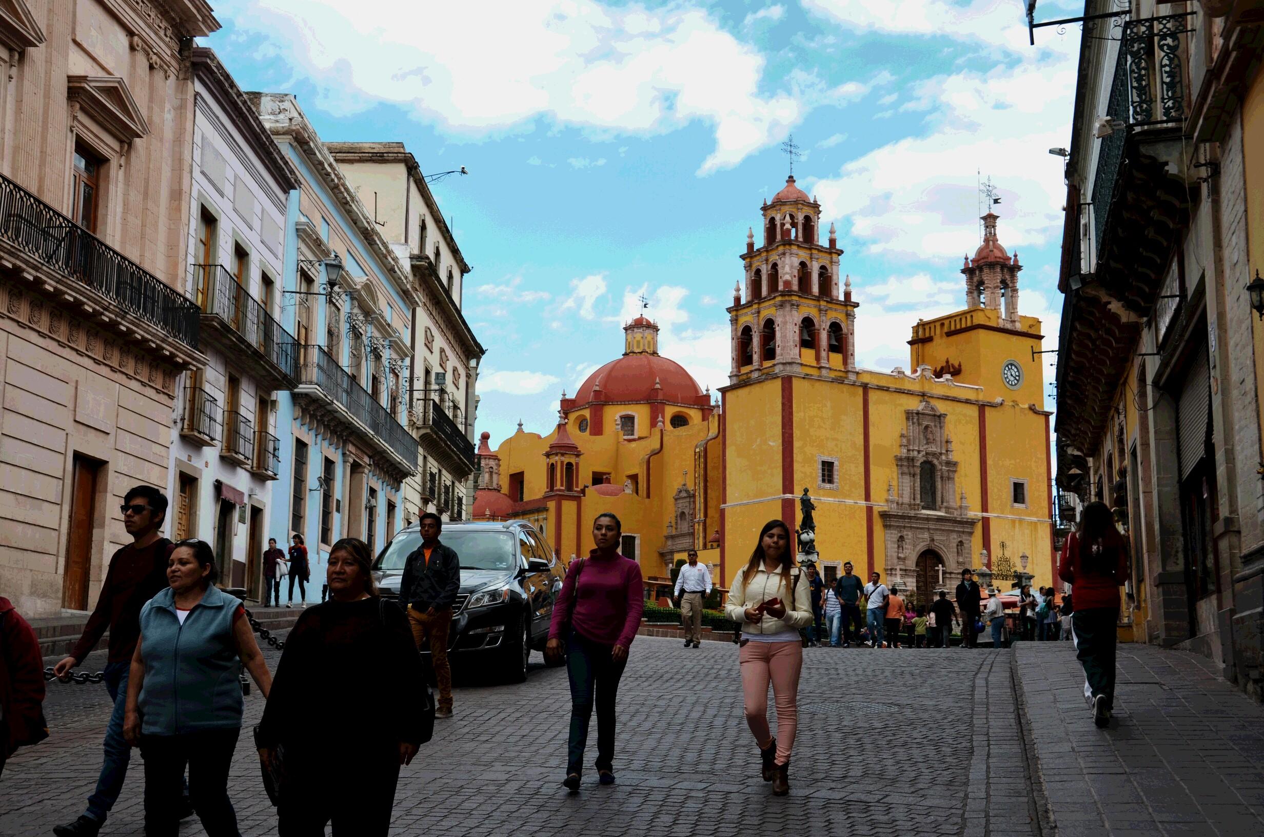 日系企業の渡航需要が高まるメキシコ・グアナファト州、現地のビジネス投資と観光事情を取材した