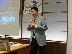 BBT大学副学長・経営学部教授の伊藤泰史氏