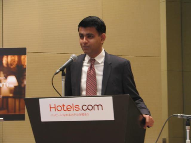 Hotels.com、2014年日本市場は2ケタ成長、「レビューと写真を増やすことが成長のキー」