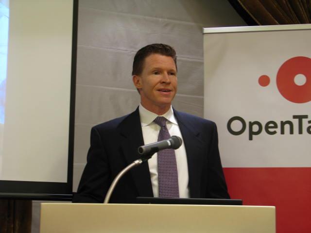 飲食店予約サイト「オープンテーブル(OpenTable)」、訪日外国人のタビナカ利用促進へ加速