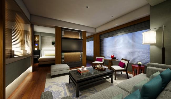 沖縄・ハイアット リージェンシー那覇の開業日が7月2日に決定、那覇中心地に大型高級ホテルが登場