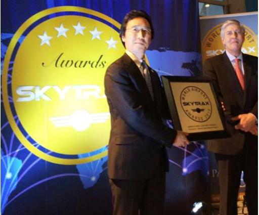 エアポート・オブ・ザ・イヤー2015、関西空港が2部門で首位、総合評価1位はシンガポール -スカイトラックス社