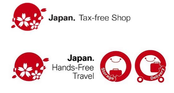 外国人向け「手ぶら観光」のロゴマーク受付開始、掲出基準は一時預かりや特定地域の当日・翌日配送など -観光庁