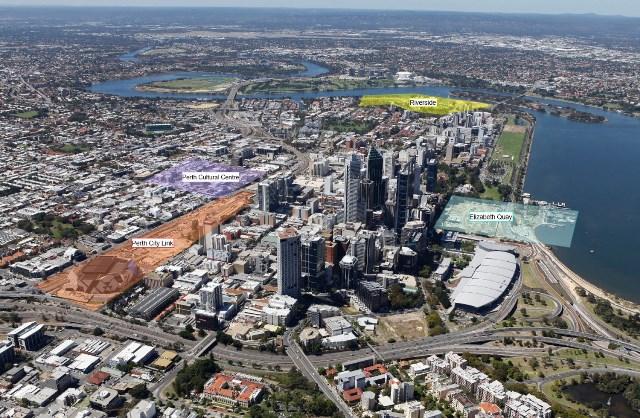 豪・パースで大規模な都市開発、ホテル13軒・約2000室増床や初の6つ星ホテルも登場