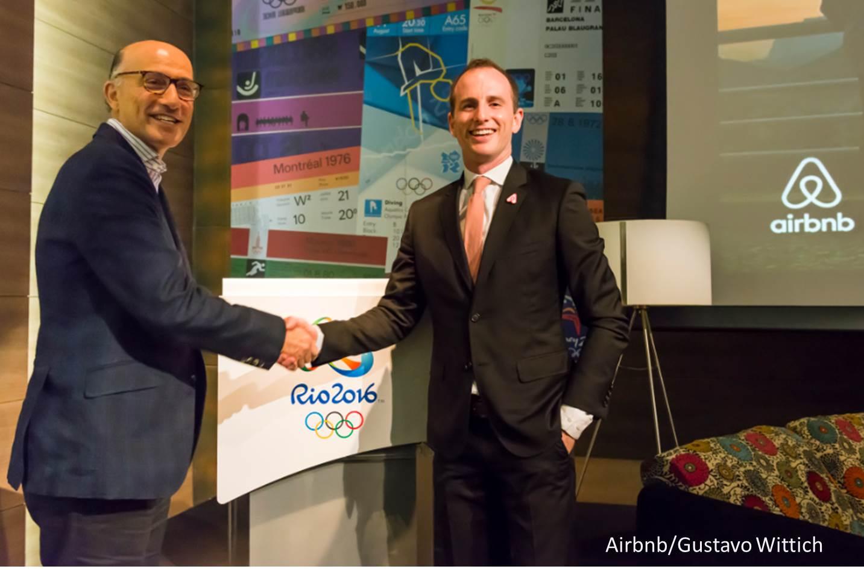 個人宅の宿泊仲介・エアビーアンドビー(Airbnb)がオリンピック公式サプライヤーに、2016年リオデジャネイロで宿泊2万軒を準備