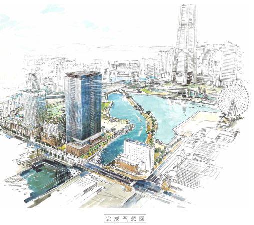 アパホテル、横浜に1棟建て日本最大客室数のメガホテル計画、東京オリンピックに向け地方都市にも展開へ