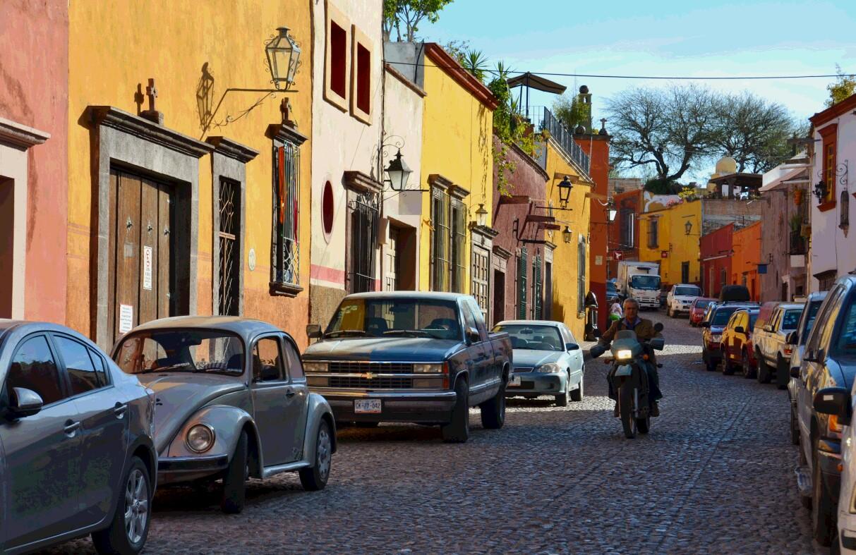 米誌トップ評価で観光客が急増、メキシコ中央高原のコロニアル都市の個性とは?