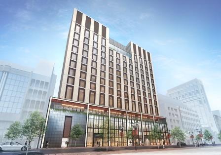 朝日新聞が銀座に高級ホテル開設、2017年秋竣工で新ビル構想