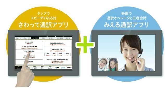 JTBがハイブリッド型多言語通訳アプリ開発、ホテル・旅館などインバウンド需要見込み4か国語で展開